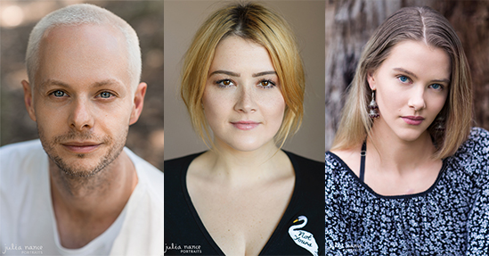 Acting Headshots Melbourne - Melbourne actor headshot photographer specialising in natural light and studio headshots.