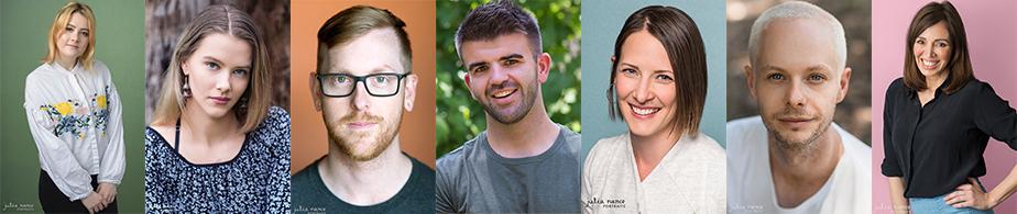 Julia Nance Portraits - Melbourne Actor Headshots, Melbourne Corporate Headshots, Melbourne Personal Branding.