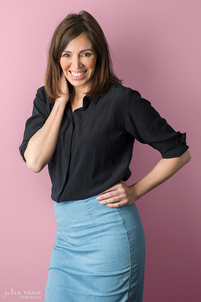Woman Smiling Naturally - personal branding photography melbourne - Linkedin Heashots - Corporate Headshots