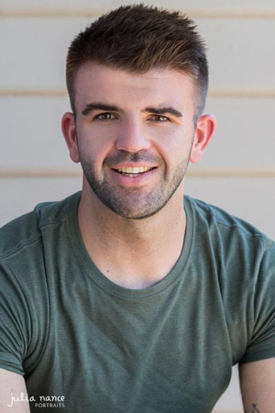 Young Male smiling naturally - Corporate Headshot Photography Melbourne - Melbourne Corporate Headshots - Professional Linkedin Headshots - Personal Branding Photography