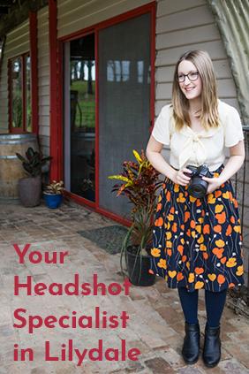 Julia Nance Portraits - Headshot and Portrait Studio in Lilydale, VIC