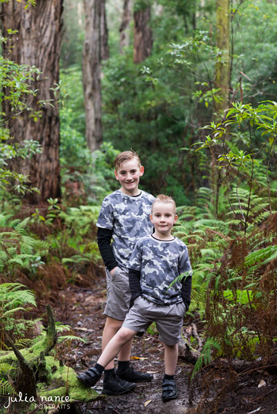 Melbourne Family Portrait Photography - Eastern Suburbs - Yarra Valley - Childrens portraits